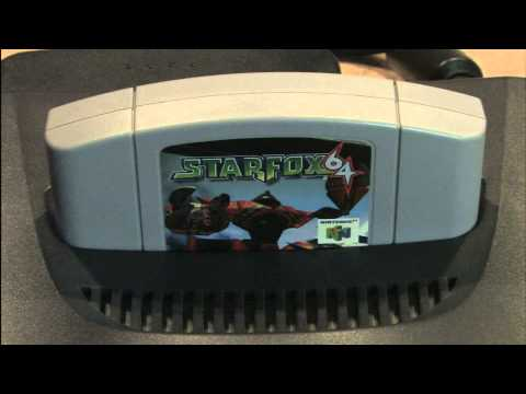Nintendo 64 - Classic Game Room reviews the NINTENDO 64 video game console from Nintendo released in 1996. The N64 is Nintendo's 64-bit answer to the Atari Jaguar and play...