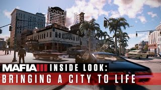 Mafia III - Bringing a City to Life by 2K