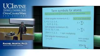 Molecular Structure&Statistical Mechanics 131B. Lecture 26. Final Exam Review