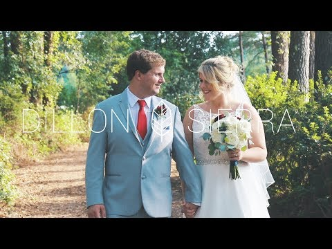 Lovely Couple Get Married On A Beautiful September Day- Wilmington North Carolina Wedding