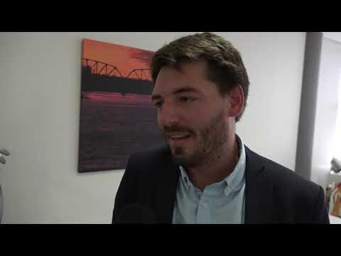 Rodrigo Buteler Ministro de Gobierno y Ciudadanía