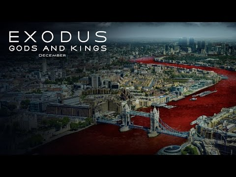Exodus: Gods and Kings (Viral Video '10 Plagues in Modern Cities')