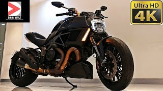 10. Ducati Diavel 4K Walkaround, Exhaust Note