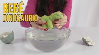 Unboxings de juguetes para niños  Hoy os vamos a enseñar un juguete increíble: ¡EL BEBÉ DINOSAURIO! Es un pequeño...