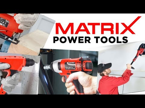 Matrix Power Tools 240V Electric Range - Outbaxcamping