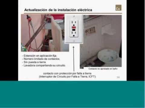 Mantenimiento de las Instalaciones Eléctricas en Vivienda