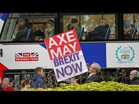 Großbritannien: Brexitstreit - May holt Verbündete in ...