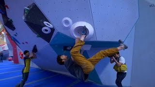 Road To Legends Only 2016 - Up Close With The Legends - Episode 1 by Eric Karlsson Bouldering