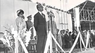 سخنان اعلیحضرت محمدرضا شاه پهلوی در روز دهقان به روستاییان قزوین و بویینزهرا ۱ مهر ۱۳۴۲