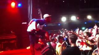 Odd Future - Yonkers/Orange Juice live @ HOB Sunset 6/18/11