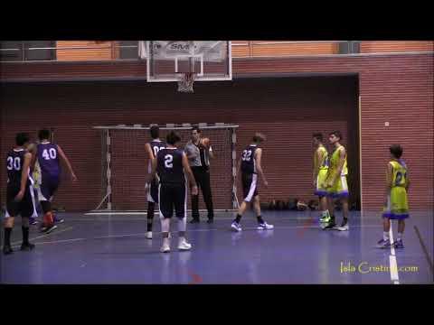 Resumen. CB Isla Cristina cadete vs CD Huelva