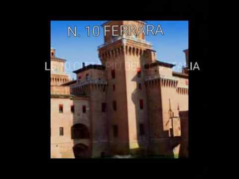alla scoperta delle 10 città più belle d'italia