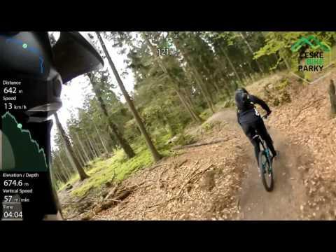 (cz) TT Kozi trail 2017