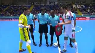 Video Match 36: Spain v Morocco - FIFA Futsal World Cup 2016 MP3, 3GP, MP4, WEBM, AVI, FLV Juli 2018