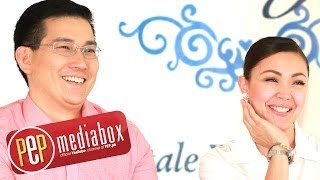 Richard Yap and Jodi Sta. Maria excited to show fans their characters' upcoming wedding