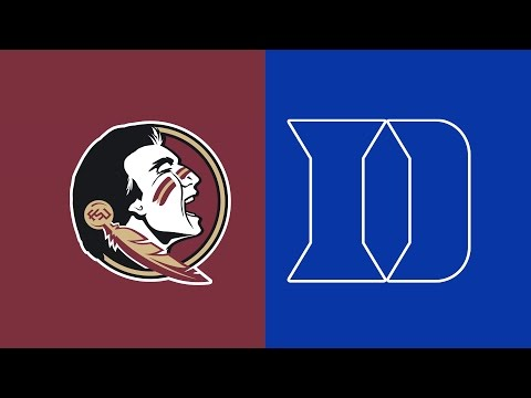 Florida State vs. Duke Preview And Prediction   CampusInsiders