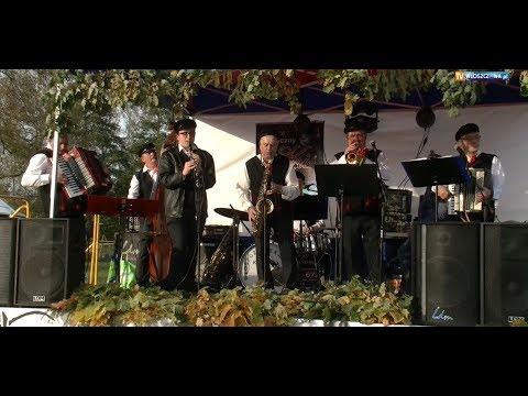 Włoszczowska Kapela Powiatowa na III Hubertusie Ziemiańskim WŁOSZCZOWA 2017