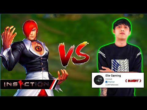 iNSECTiON Chou VS ELLIE GAMING (SUNGIT)   MLBB