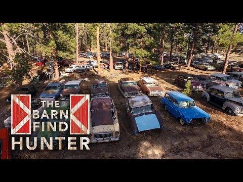 700 Cars hidden on a Ranch in Colorado   Barn Find Hunter - Ep. 8