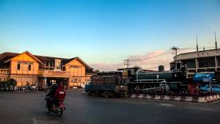 Phitsanulok Thailand  city photos : Phitsanulok City 2014 , Thailand : Time - Lapse HD