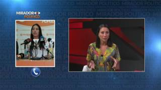 Entrevista a @apichardob  - Mirador Político 07-08-2017 Seg. 03