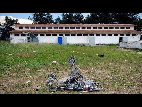 Ελλάδα: Ολοκληρώθηκε η εκκένωση του καταυλισμού στην Ειδομένη