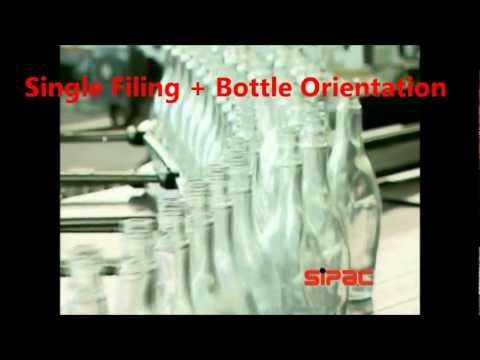 Bottle Orienter + Single Filing