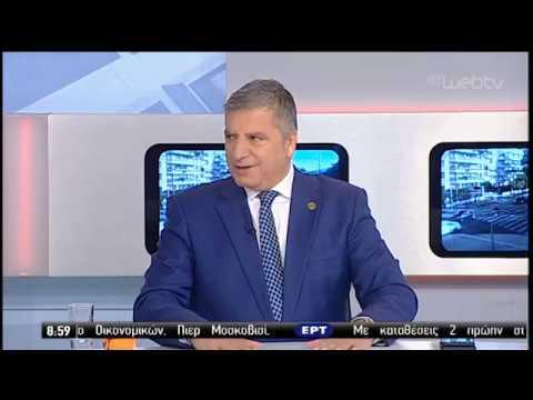 Ο Περιφερειάρχη Γ. Πατούλης στην ΕΡΤ | 27/11/2019 | ΕΡΤ