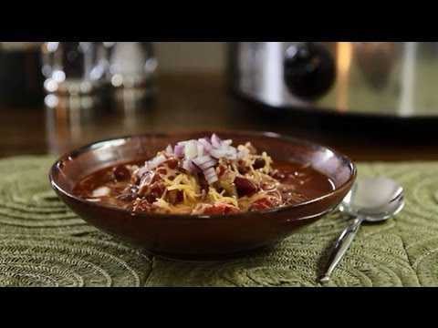 Beef Recipes – How to Make the Slow Cooker Chili