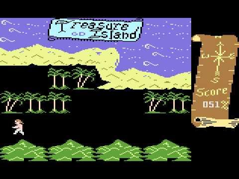 Treasure Island Longplay (C16 Plus 4) [50 FPS]