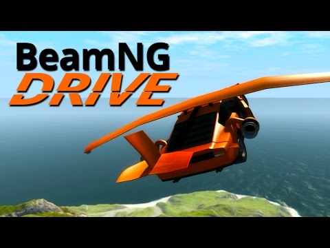 plane - A flying car!! In BeamNG.Drive!! AWESOME! ▻Subscribe for more great content : http://bit.ly/11KwHAM Share with your friends and add to your favourites it hel...