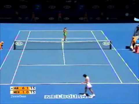 Jelena Jankovic vs Yvonne Meusburger