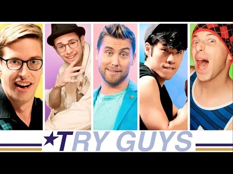 The Try Guys 90s Boyband Music Video Challenge - Thời lượng: 25:11.