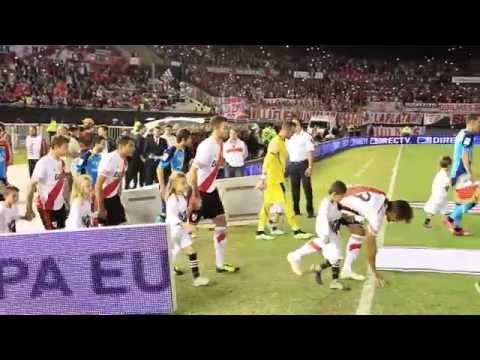 #SuperCopaEuroAmericana La previa de River vs. Sevilla
