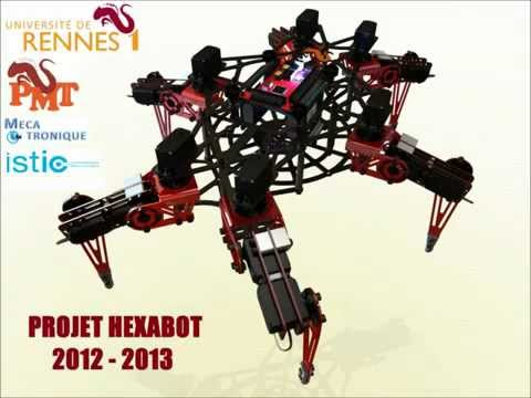 Hexabot Rennes1