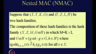 Mod-01 Lec-26 Message Authentication Codes