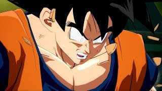 Dragon Ball FighterZ Easter Egg: Goku Turns Super Saiyan For the First Time