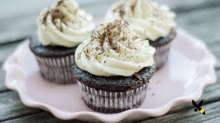 Chocolate Cupcakes Recipe - Honeysuckle Catering