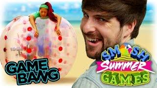 BALLS DEEP SOCCER (Smosh Summer Games)