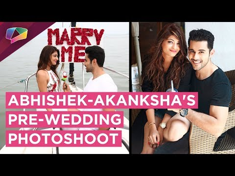 Abhishek Bajaj And Akanksha Jindal Use Color Co-or