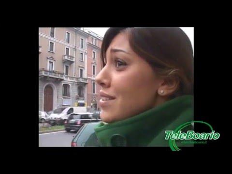 L'esordio tv di Belén Rodríguez