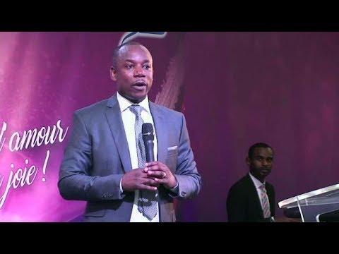 Sosthène MABOUADI - Être conscient de la puissance de Dieu