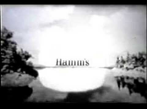 Hamms Beer Commercial – Rain Dance – Vintage Reel