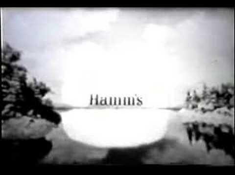 Hamms Beer Commercial - Rain Dance - Vintage Reel