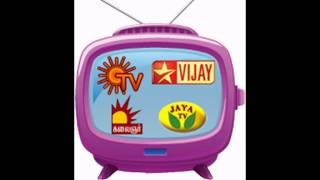Tamil TV Shows & Serials YouTube video