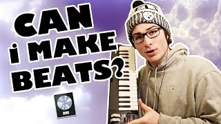 Download Lagu Making a Travis Scott Type Beat from Scratch! (STOCK PLUGINS ONLY) - Logic Pro X Mp3