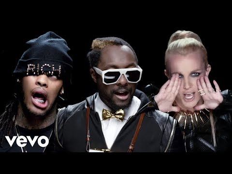 Scream & Shout (Remix) - Will.i.am, Britney Spears, Hit Boy, Waka Flocka Flame, Lil Wayne & Diddy