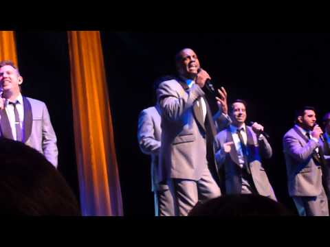 Straight No Chaser - Signed, Sealed, Delivered I'm Yours / I Was Made to Love Her, 12/9 Chicago
