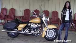 8. Used 2005 Harley Davidson Road Glide Custom Motorcycles for sale