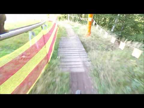 (cz) Bikepark Klíny 2019 červená